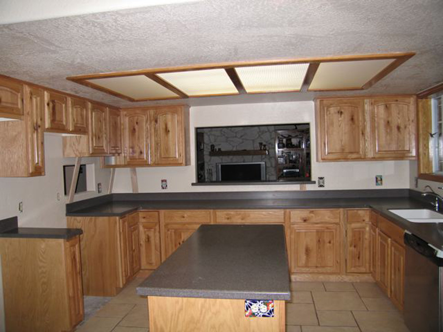 Portfolio custom kitchen cabinets custom bathroom for Kitchen cabinets yuma az